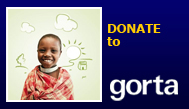 DONATE to gorta